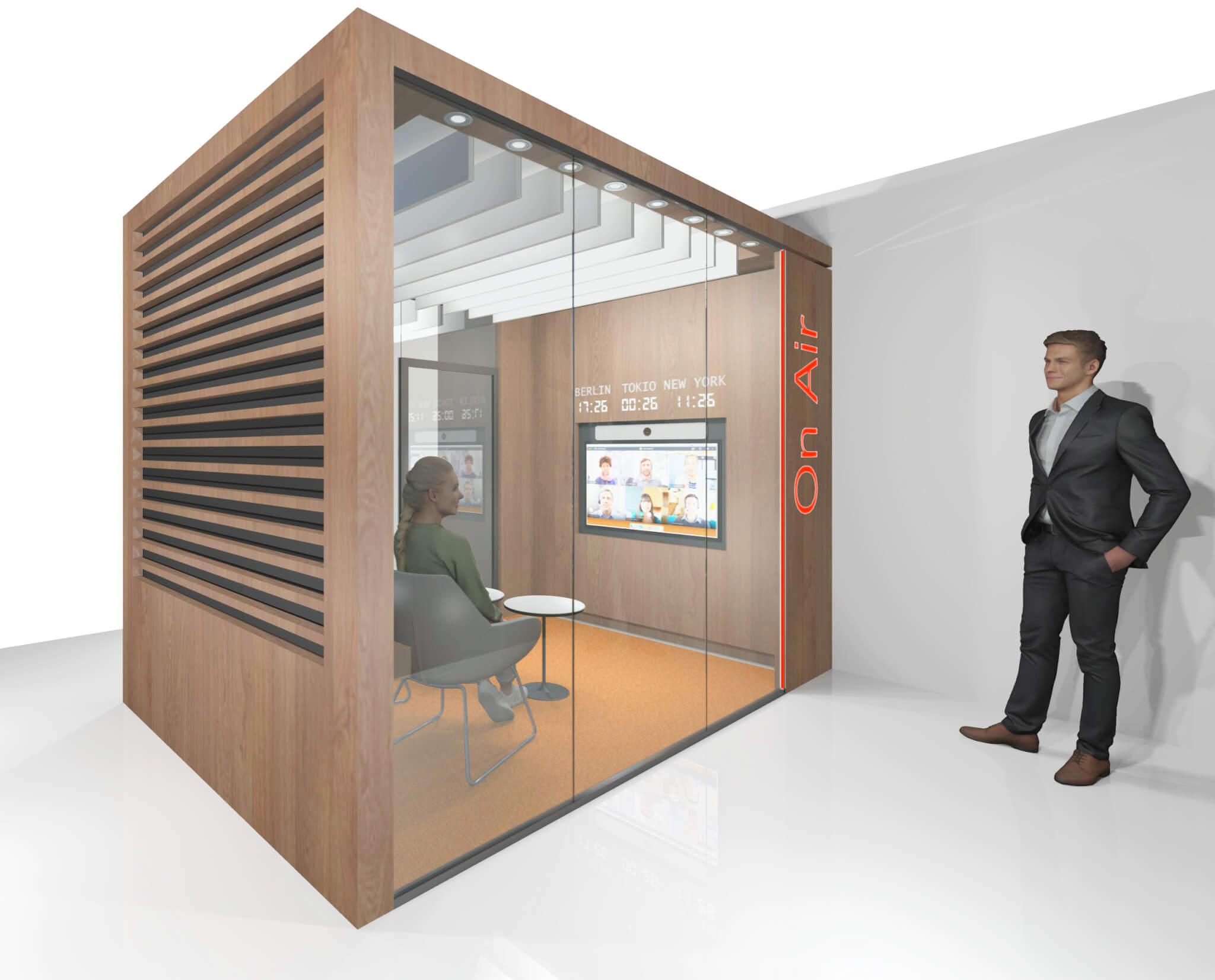 Videokonferenzloesungen von i.xpo