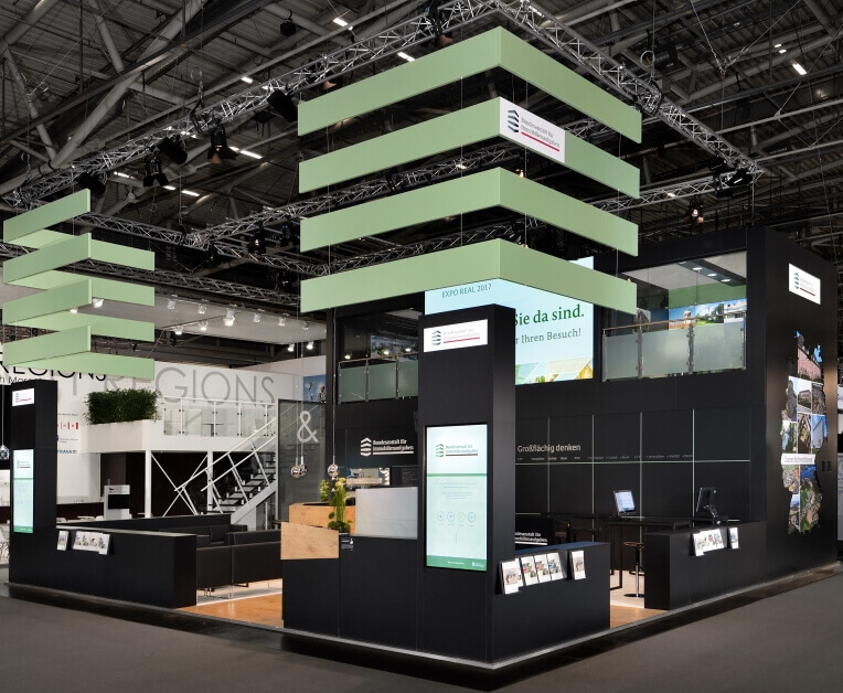 Exhibition Stand Builders In Munich : Exhibition stand bima expo real munich i xpo