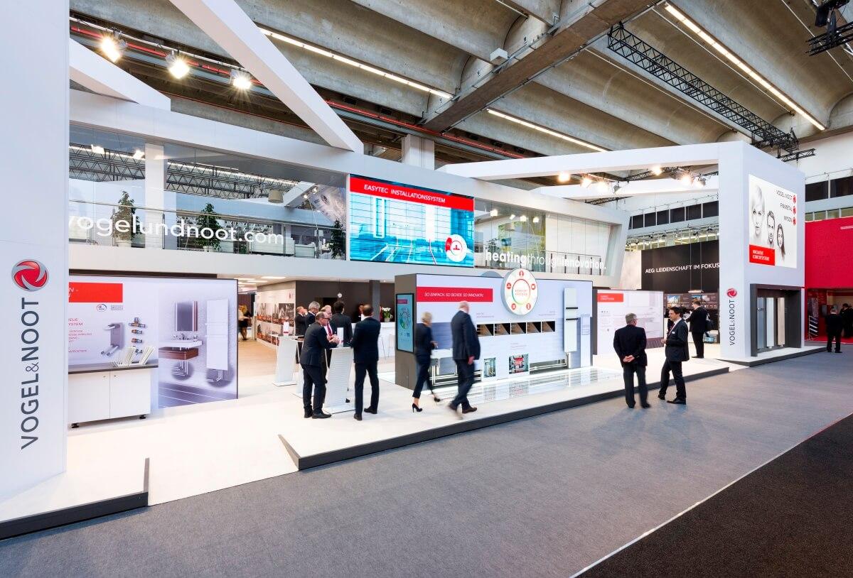 Exhibition Stand 2017 : Exhibition stand purmo ish i xpo design