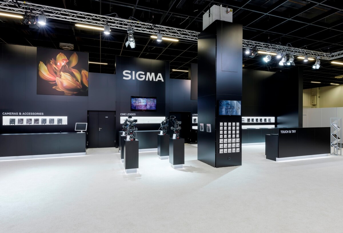 Exhibition Stand Tenders 2016 : Exhibition stand sigma photokina i xpo design