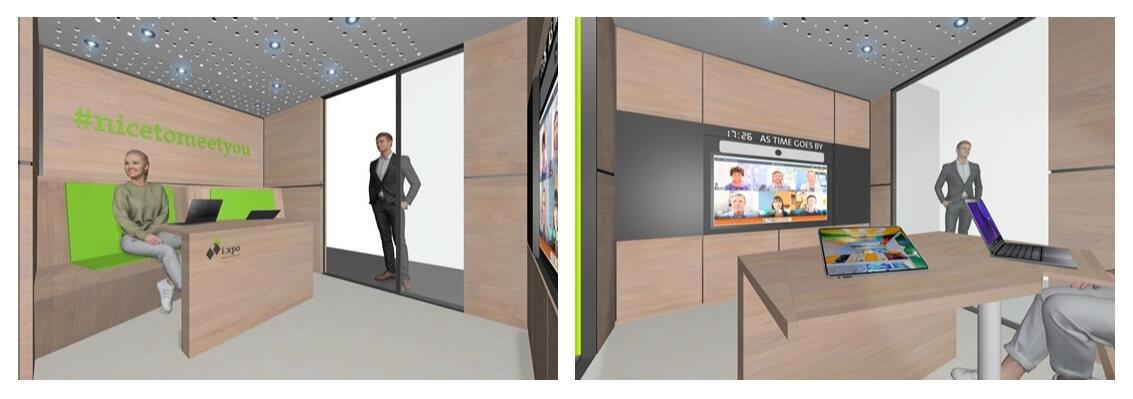 The-Box-ixpo-Innenausbau-Video-Konferenz-Raum-Bürowelten