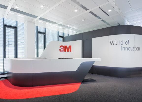 ixpo-realisiert-Markenwelt-Showroom-foyer-fuer-3m