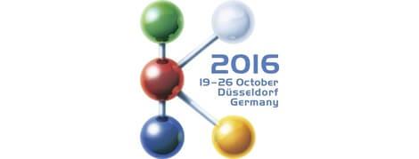 Logo K Kunststoffmesse Oktober 2016